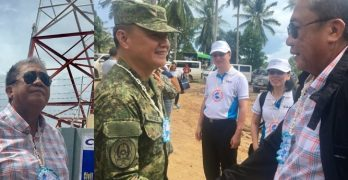 PH, Singapore inaugurate air surveillance project in Palawan