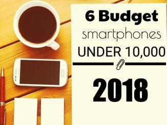 6 Budget Smartphones