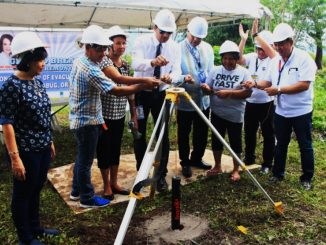 DPWH breaks ground on new Evacuation Center in Ormoc City