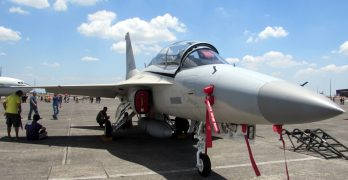 PAF shopping for FA-50PH jet tires