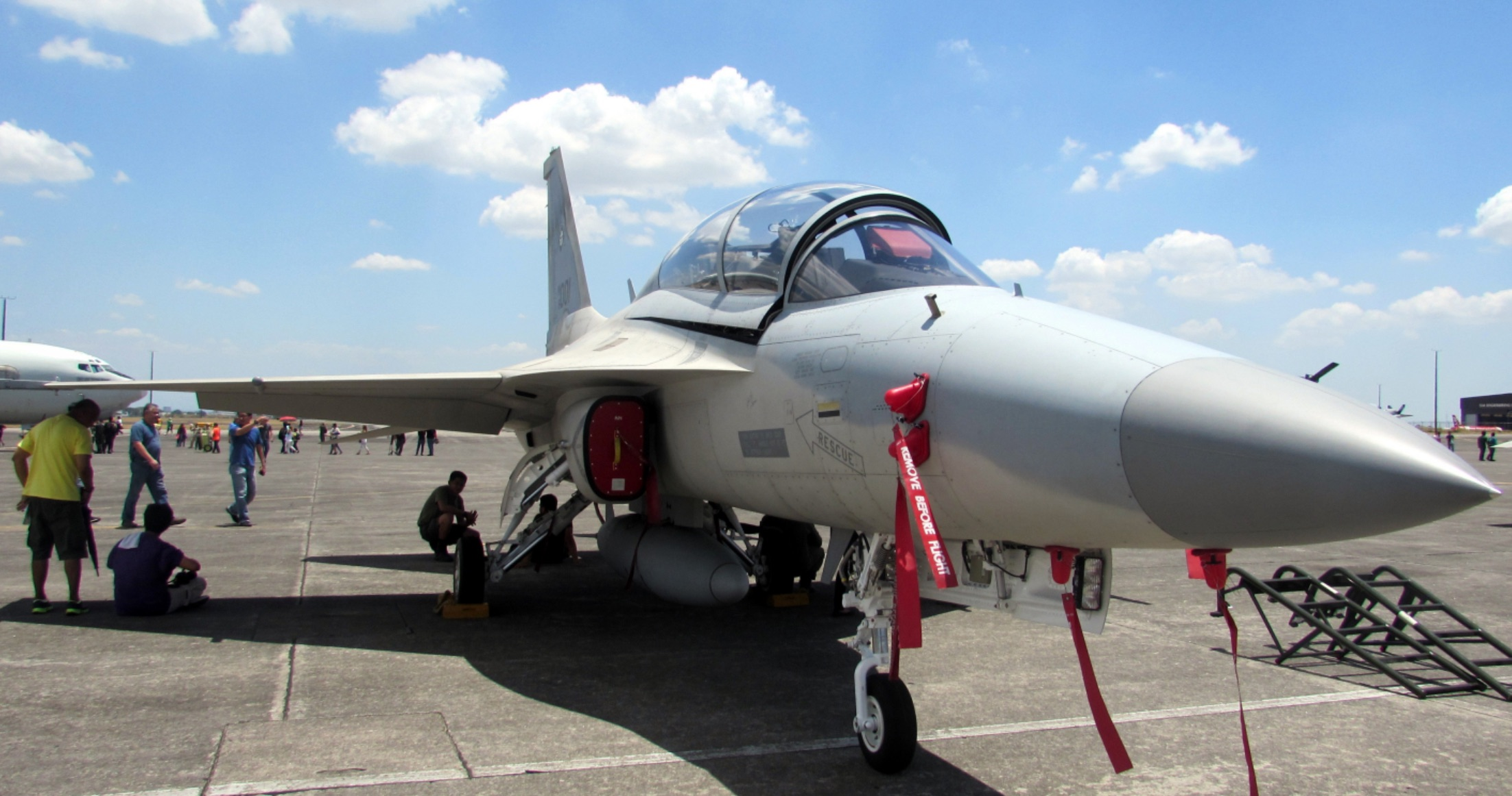 Philippines completed receiving FA-50PH aircraft 91