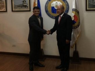 Faeldon takes oath as OCD deputy administrator for ops