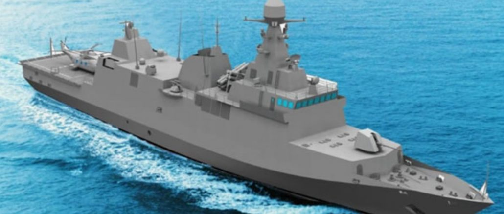 Ex-Navy chief: This is why Frigate project must push through