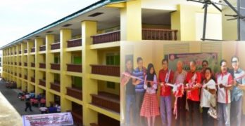 P32-M school building project unveiled in Zamboanga