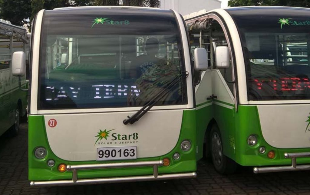 DOTr launches PUV modernization program in Tacloban