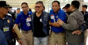 Joel Reyes – Ex-Palawan Gov. – released from jail