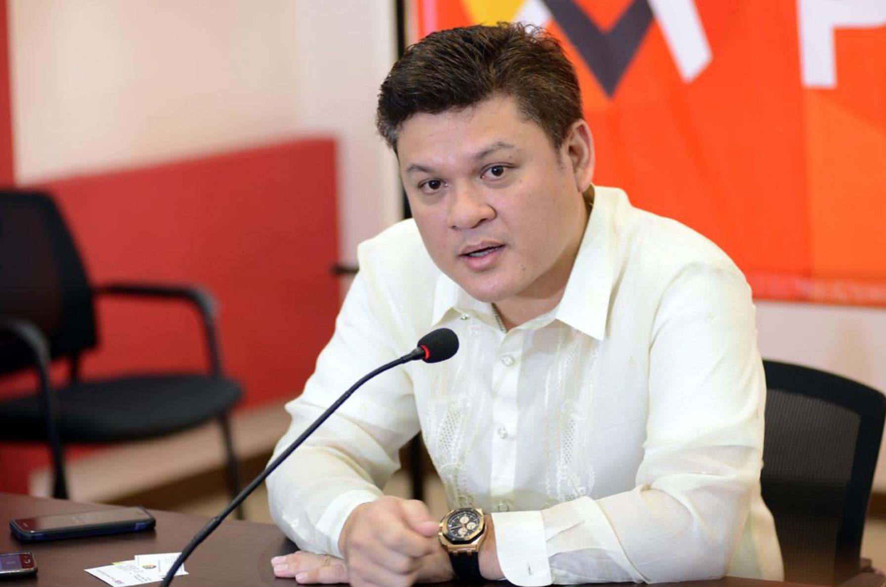 duterte accepts paolo resignation as davao city vice mayor