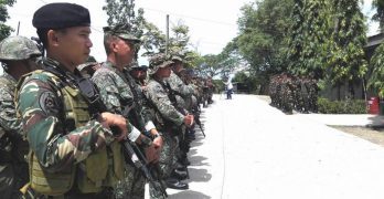 Philippine military welcomes LGBT applicants