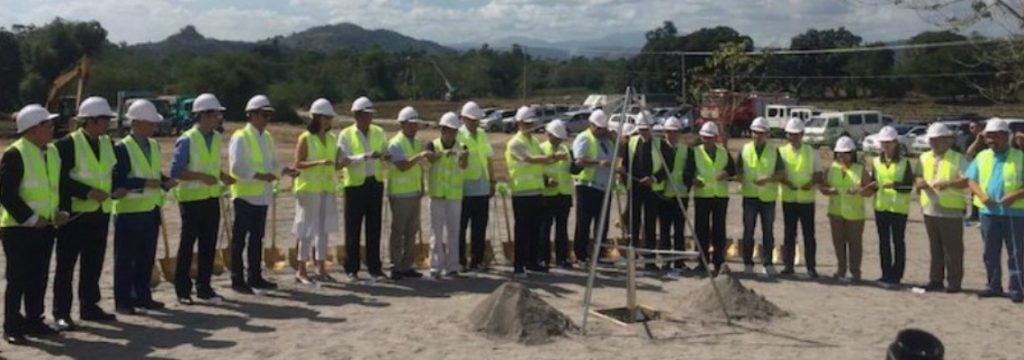 PH starts construction of 30th SEA Games venue