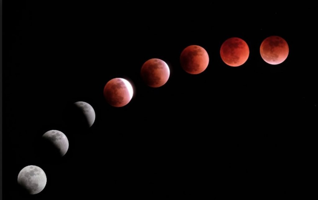 UPDATE: The Philippines witnesses rare, 'super blue blood' moon