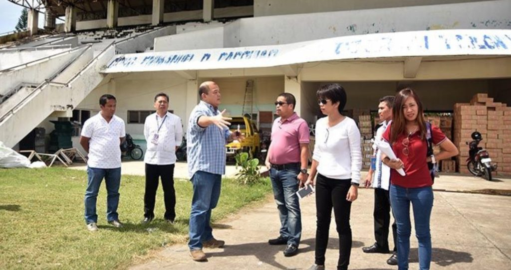 This is how Sarangani will start construction of P200-M modern sports complex in Alabel town