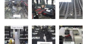 The Philippine National Police (PNP) has bought a LOT of new stuff that it is almost mind boggling. (FULL LIST + Photos )