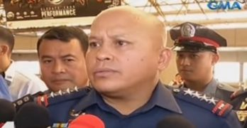 Bato dela Rosa sees build-up of The Philippine National Police air patrol group with new choppers in 2018