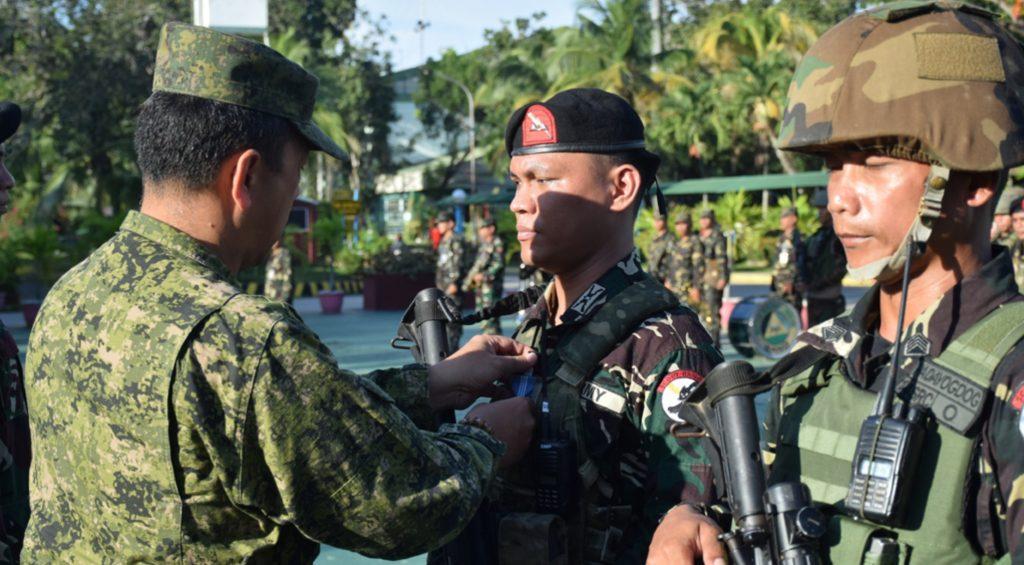 Elite Army battalion deployed in Sulu vs Abu Sayyaf
