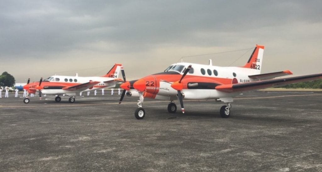 3 more Beechcraft King Air TC-90 patrol aircrafts from Japan arriving next month: DND