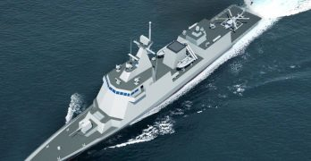 Frigate Acquisition Project still on despite Hyundai Heavy Industries (HHI) 'troubles'