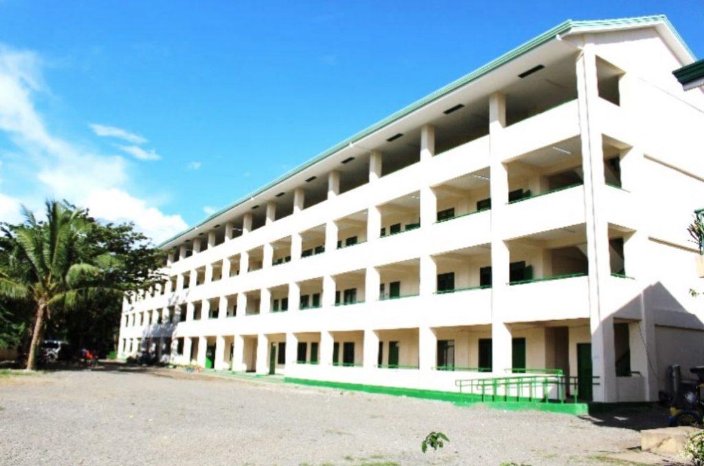 school buildings in Isabela
