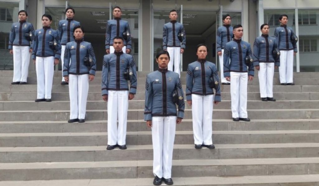 The Philippine Air Force is sending a woman pilot for training with the US Air Force.