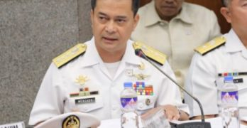 Ex-Navy head denies pushing for Thales Tacticos