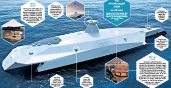 "Submarines ( the ""future of naval warfare"" ) needed to make PH Navy more respectable"
