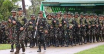 Army eyes deployment of elite force to Leyte