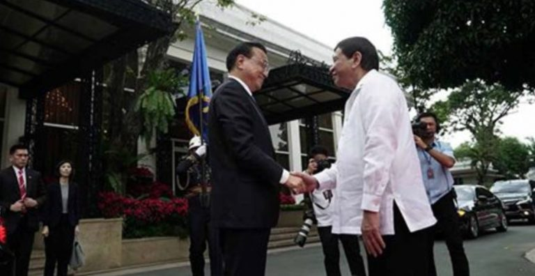 Careless dalliance with China could make Philippines a regional security threat ( Analyst )