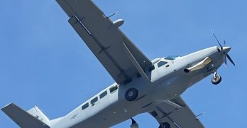 THE GRAND CARAVAN EX ISR AIRCRAFT OF THE 300TH AIR INTELLIGENCE WING OF THE PHILIPPINE AIR FORCE ( SPECS )