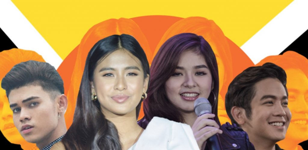 4 Filipinos vying in 2018 Nickelodeon's Kids' Choice Awards