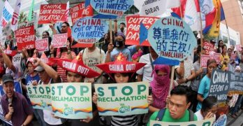 Philippines co-owns West Philippine Sea with China ( Duterte )