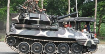 Philippines eyes wheeled and tracked AFVs