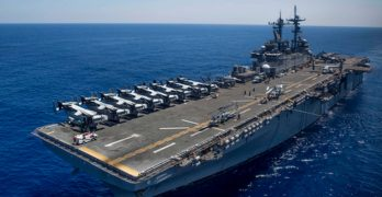 USS Bonhomme arrives in Manila for scheduled port visit