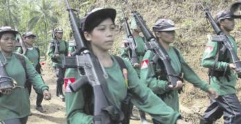 NPA continues to lose armed assets to government troops