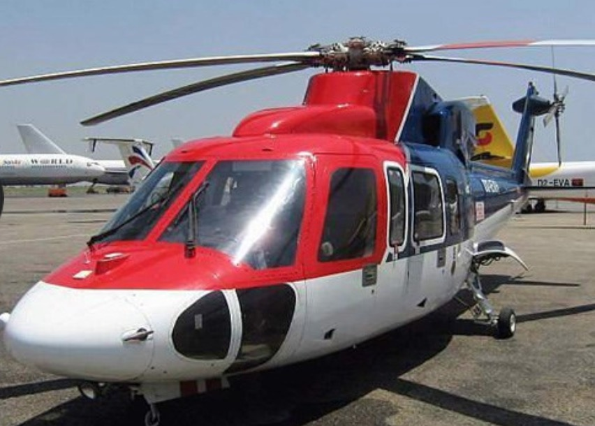 Air Force looking for Sikorsky S-76A heli parts worth P9.5-M