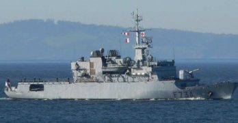 French frigate in Manila for 4-day visit