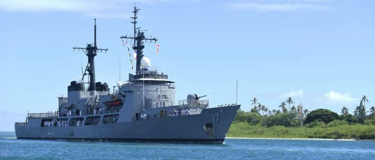 47-Ship RIMPAC Exercise Kicks Off Tomorrow