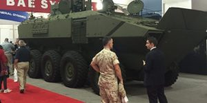 BAE Beats Upstart SAIC To Build Marine Amphibious Combat Vehicle