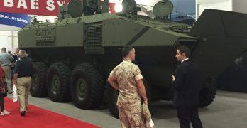 BAE Beats Upstart SAIC To Build Marine Amphibious Combat Vehicle