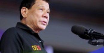Duterte takes blame for Samar 'misencounter'