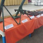 Maguindanao town execs turn over loose guns to Army