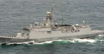 Navy to get additional missile-armed frigates