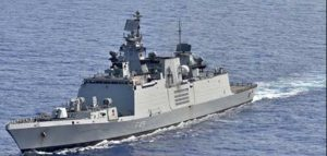 Philippine Navy nears milestone at world's biggest naval drill
