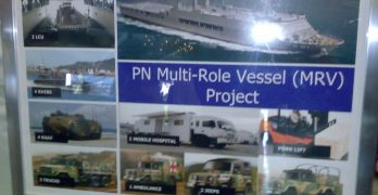 This is the Multi-Role Vessel project