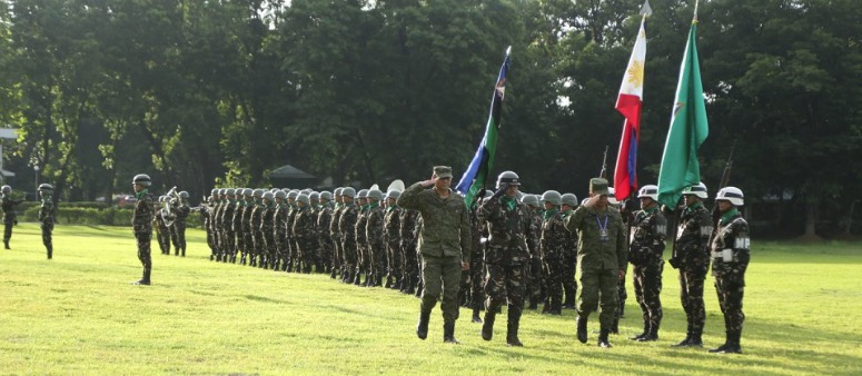 600 military personnel to augment SONA security