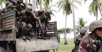 Army: 12 BIFF killed in 2-day offensives in Maguindanao