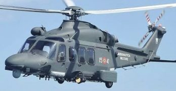 Combat Utility Helicopter Philippine Air Force Horizon 2 phase RAFMP