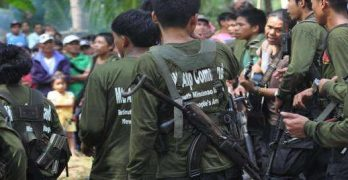 NPA attacks Army detachment in ComVal town