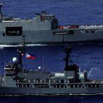 PH, Aussie sailors in Palawan sea drill play goodwill games