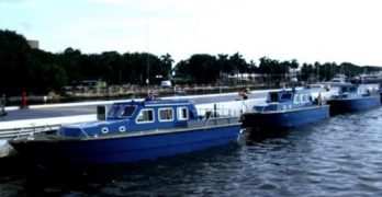 PH Navy gets patrol boats from China