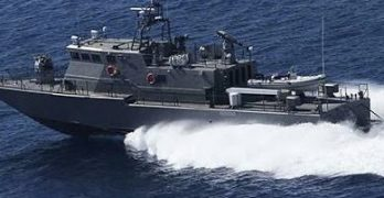 PH Navy gets patrol boats, high-powered firearms from China