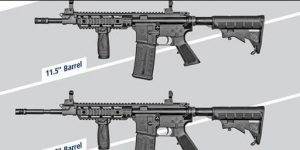 PNP and BJMP Acquire 5.56mm Basic Assault Rifles